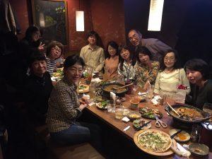 2016年 鎌倉吟行懇親会