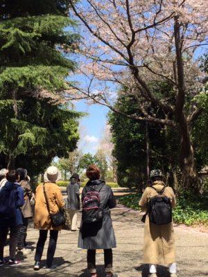 柏の葉公園吟行